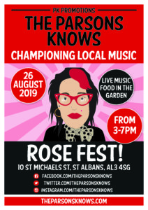 RoseFest @ Rose & Crown | England | United Kingdom